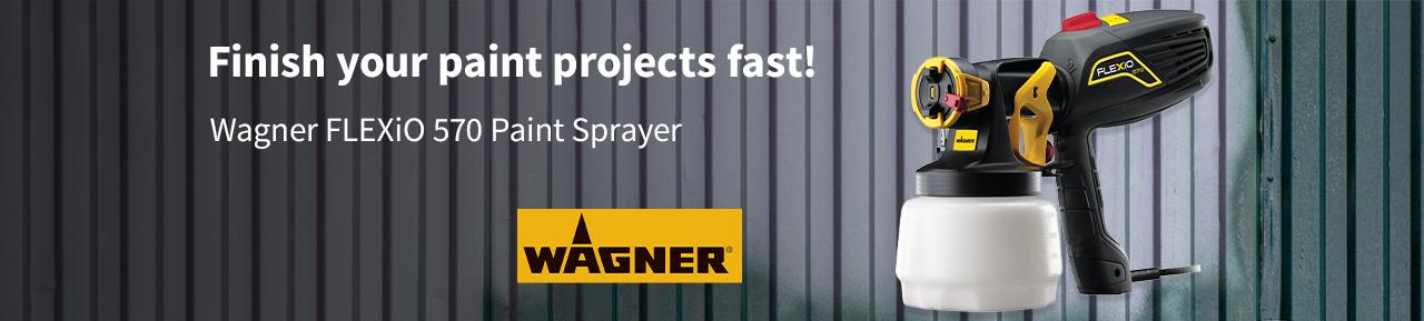 Wagner Flexio Sprayer