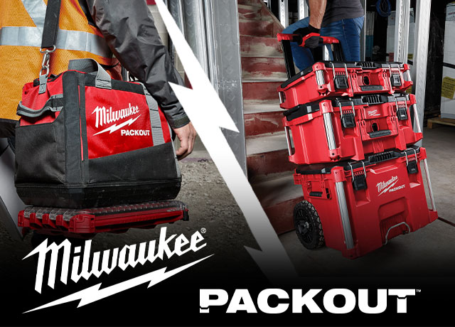 Milwaukee Packout Tools