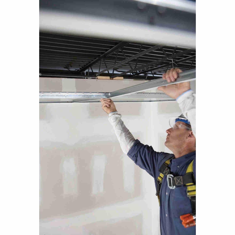 Donn 2 Ft. x 1 In. White Steel Ceiling Tile Cross Tee Image 3