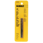 DeWalt 1/8 In. Gold Ferrous Oxide Pilot Point Drill Bit (2-Pack) Image 1