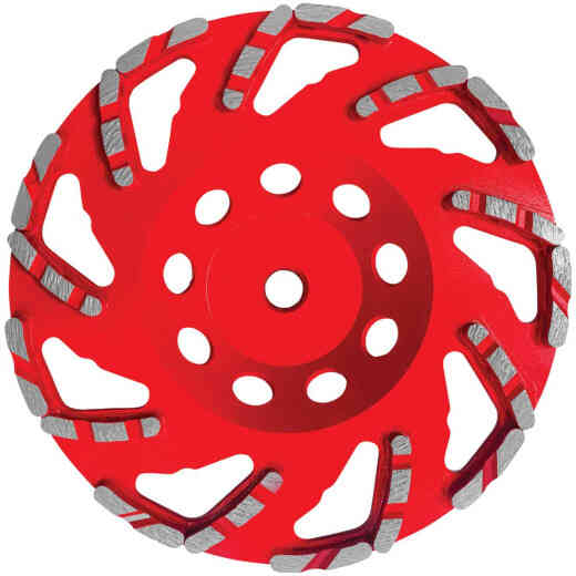 Diablo 7 In. Masonry Diamond Cup Wheel