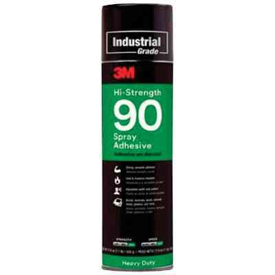 3M Hi-Strength 90 14.6 Oz. Contact Adhesive