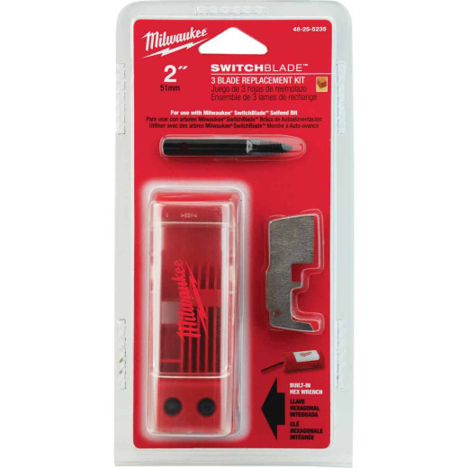 Milwaukee 2 In. Replacement Blade
