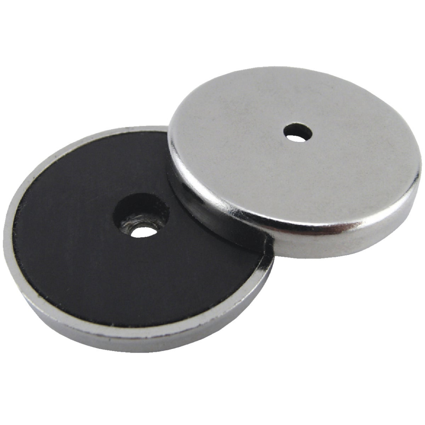 Master Magnetics 1-3/16 in. 4 Lb. Magnetic Base Image 1