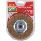 Do it 5 In. Fine Bench Grinder Wire Wheel Image 2