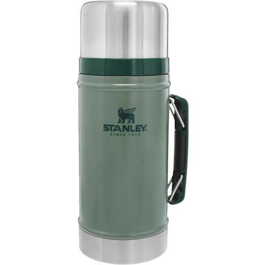 Stanley 24 Oz. Green Stainless Steel Thermal Food Jar Mug