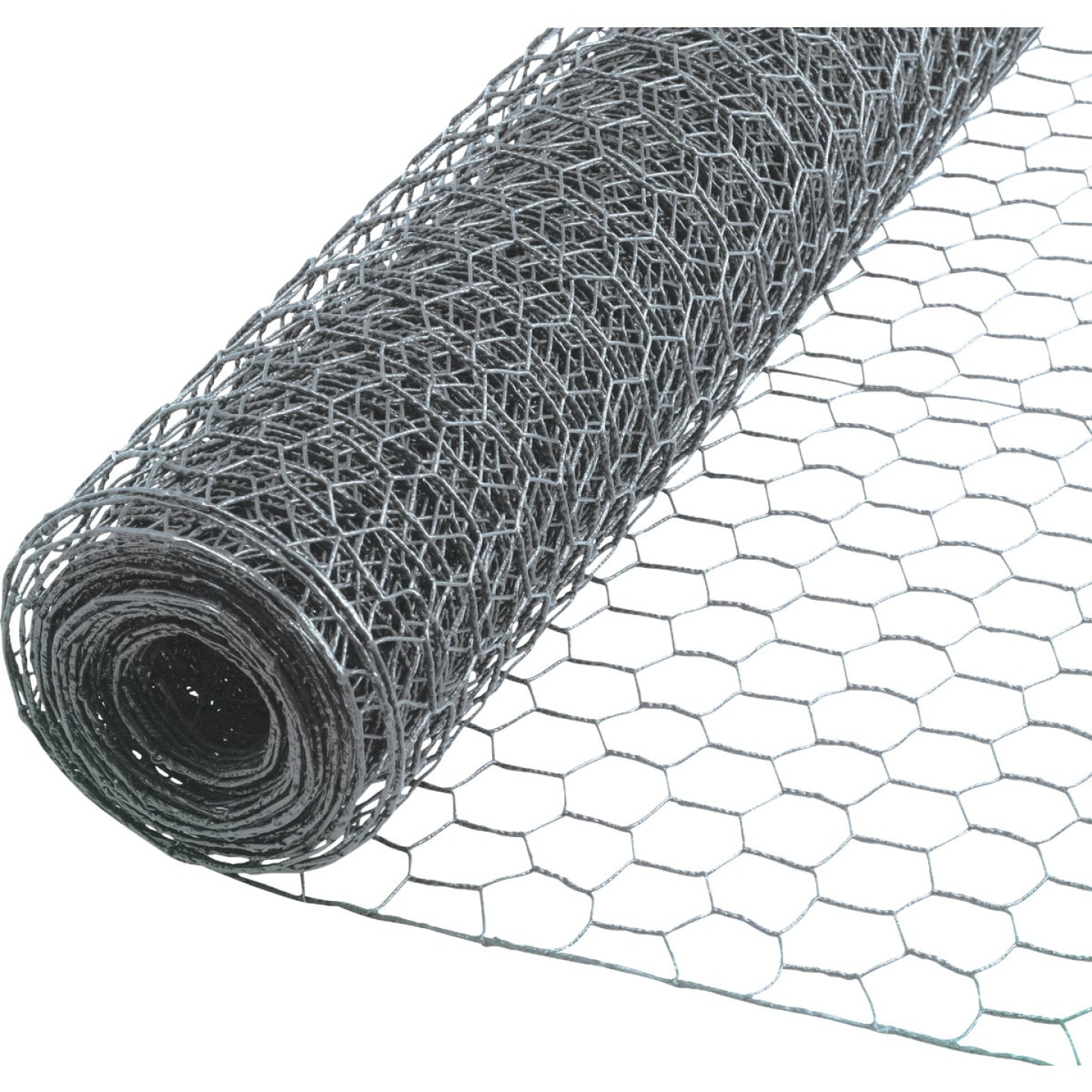 Do it 1 In. x 18 In. H. x 150 Ft. L. Hexagonal Wire Poultry Netting Image 1