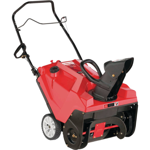 Troy-Bilt Squall 210 21 In. 179cc Single-Stage Gas Snow Blower