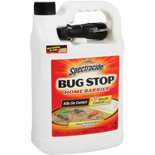 Spectracide Bug Stop Home Barrier 1 Gal. Ready To Use Trigger Spray Insect Killer
